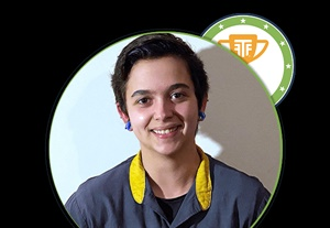 """""""I have dedicated myself to proving that women can work in the automotive industry,"""" says Melina Algier, winner of the Techs Rock Awards."""