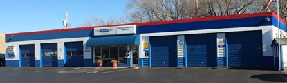 Telle Tire has acquired this Meyer's Automotive store in the South County region of St. Louis, Mo.