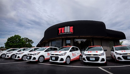 Telle Tire is adding its seventh store in the St. Louis area in January 2018. The company's Richmond Heights store and corporate office is pictured.