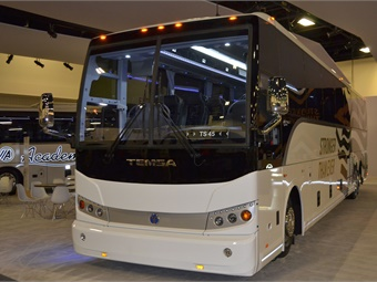TEMSA launched its North American subsidiary, which will include service centers in Florida, New Jersey, Illinois, Texas, and California.