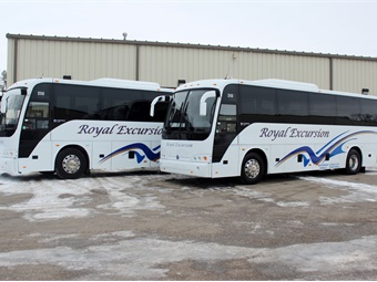 With the closing, Royal Excursion, a leading charter bus and luxury transportation provider in Northern Indiana and serving the greater Midwest, is pleased to announce its customer reach has grown considerably.