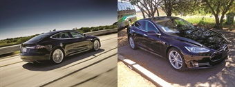 The all-electric Tesla S is gaining ground in the chauffeured transportation industry and with the wider public as a viable luxury sedan. With continued advancements coupled with driverless technology, such a vehicle could be a prototype for the future.