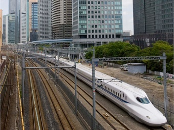 The TCR High-Speed Rail Project is a privately-funded proposed new passenger rail system that would operate within a fully-sealed corridor of roughly 240 miles between Dallas and Houston.