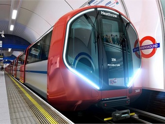 Piccadilly line photo courtesy of Transport For London