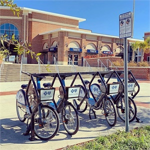 "In addition to funding the station expansion, an amount of $70,000 is allocated to Blue Bike as a pilot to provide a ""first mile, last mile"" connection.