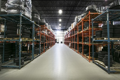 The Carlstar Group has opened a larger distribution center to serve customers in Western Canada.