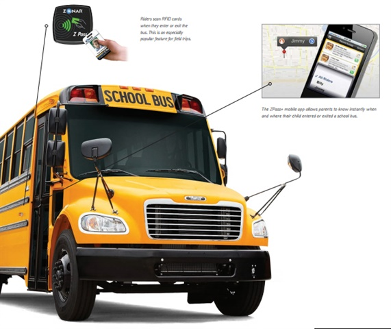 "School buses are becoming more efficient, safer through enhanced driver performance, easier to maintain and just plain ""smarter"" — all of which also decrease the total cost of ownership (TCO)."