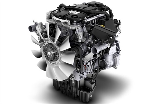 The DD5 engine is a 5.1L in-line four-cylinder engine adapted specifically for the Saf-T-Liner C2. It offers a 200 to 240 horsepower range and a torque range of 560 to 660 lb.-ft.