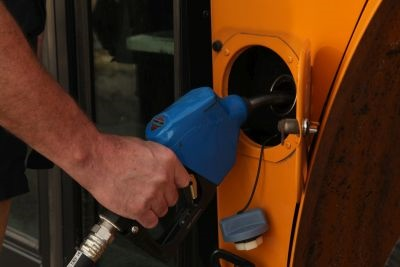 With the 1,200-gallon system, Maconaquah pays about $1.50 per gallon for DEF through bulk buying from Jackson Oil.