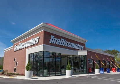 Tire Discounters has opened in Athens, Ala., giving the company seven stores in northern Alabama.