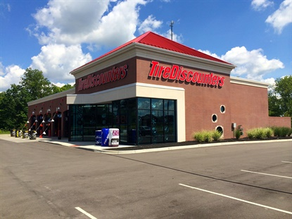 Tire Discounters is No. 8 on the Modern Tire Dealer 100.