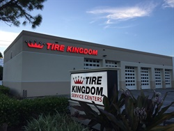 TBC has opened a new Tire Kingdom store in Jupiter, Fla.
