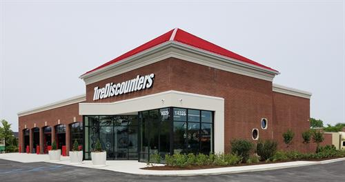 Tire Discounters opened a store in Noblesville, an Indianapolis suburb, in June 2019.