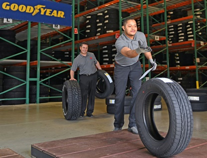 When TireHub opened in July 2018 it had 80+ distribution centers. As of November 2019, the company has 70.