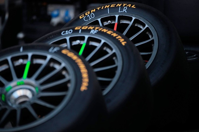 The new ContinentalP2700 andG6500 tires will be raced at Sebring this month.