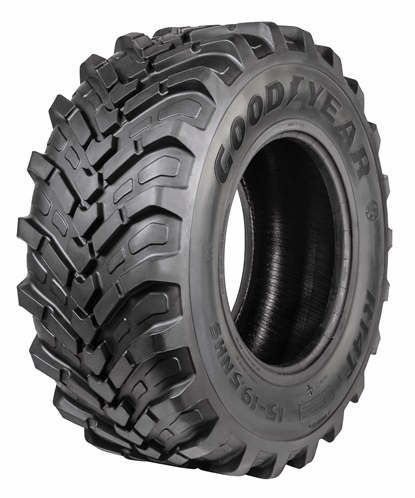 Kubota Tractor Corp. says the Goodyear R14 tire offers the right mix of performance for its compact tractors.