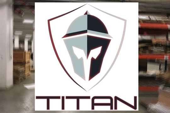 Titan Bus will soon start production of its own take on Type A school buses. In the background is the new company's facility in Ottawa, Ohio.