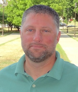 Tom Simpson previously served as transportation director for Humboldt (Iowa) Community School District.