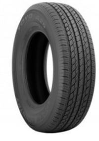 The Toyo Open Country A26 is an all-season tire that the tire maker says achieves stable driving even on snowy roads while offering traction and fuel economy.