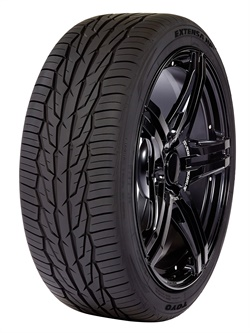 Toyo says the Extensa HP II offers all-season handling with good wet grip.
