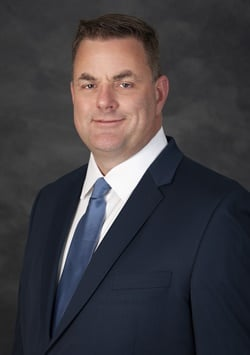 Mike Graber is moving up within Toyo's commercial tire division. He's been a product manager and worked in sales, and now willserve as director of sales.