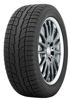 The Toyo Observe GSi-6 HP is a studless performance winter tire. Toyo says its aggressive tread design and high grip silica tread compound are designed to deliver excellent traction, cornering and braking performance.