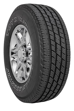 Toyo says the classic design is reminiscent of the Open Country H/T and will appeal to those who love the predecessor tire.