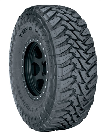 Toyo's Open Country M/T is now available in size 40X15.50R26LT.