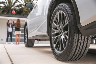 The future of the CUV tire market is optimistic, Toyo says, as the versatility, price point and fuel economy of the vehicles remain a focus of auto makers.