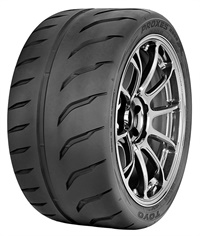 Toyo's new Proxes R888R, unveiled in late 2016, is designed for competition events.