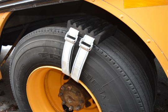 Trac-Grabber will supply its tire traction grips for more than 16,000 school buses that serve the New York City Department of Education.