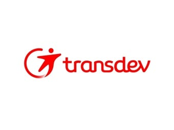 Trasdev logo courtesy of Transdev.