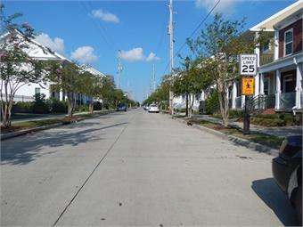 A transit friendly, walkable, neighborhood. Image: Diane Jones Allen