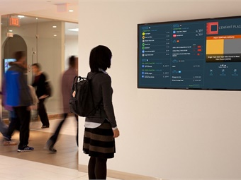 TransitScreen is a Washington, D.C.-based software company providing a real-time mobility information platform. Photo: TransitScreen