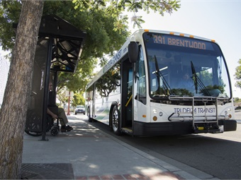 Tri Delta Transit provides over 3,000,000 trips each year to a population of more than 250,000 residents in the 225 square miles of Eastern Contra Costa County, Calif. Photo: Tri Delta Transit/Facebook