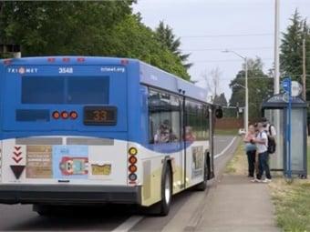 TriMet's low-income fare program allows participants access to unlimited rides on the system for $28 per month, a 72% discount off the cost of adult fare. Screenshot via TriMet