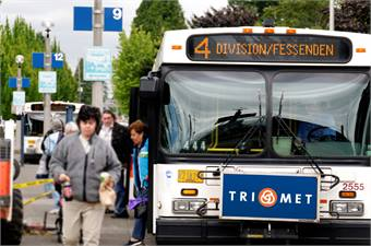 Photo courtesy TriMet