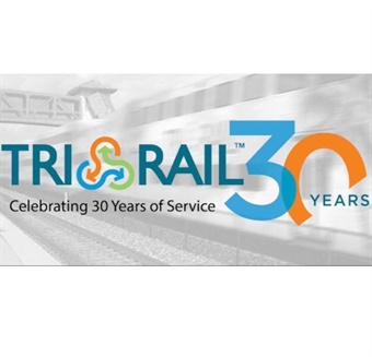 Florida's Tri-Rail has carried over 92 million passengers since beginning service January 9, 1989.