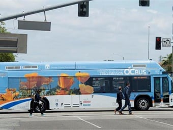 Trillium will install hydrogen fueling at OCTA's Santa Ana facility. The station will fuel transit buses with approximately 35 kilograms of hydrogen per bus in six to 10 minutes simultaneously from two fueling lanes.