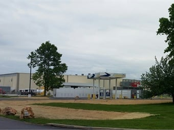 New CNG facility in York, Pa.