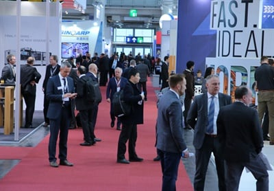 As in previous years the Tire Technology Expo, one of Europe's busiest and most successful shows, was packed solid with visitors throughout the three day event, Stone reports.