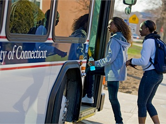 UConn Transportation Services