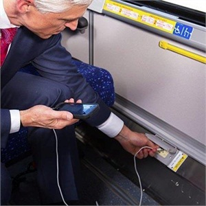 USB on bus