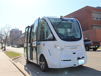 Federal funding is now available for autonomous vehicles and soon the U.S. Department of Transportation will announce $60 million in Automated Driving System Demonstration Grants. UW-Madison College of Engineering