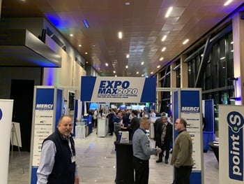Pneus Unimax hosted a dealer meeting for all of its tire dealers — representing eight different retail banners — in January.