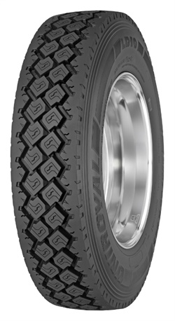 The Uniroyal LD10 is designed to reduce stress, promote endurance, and protect the tire's casing.