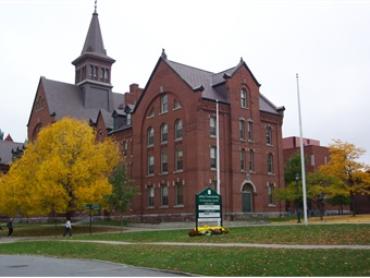 University of Vermont's Old Mill Building. Photo: Tania Dey/Wikimedia Commons