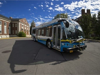 The University of Rochester has been a partner with First Transit for more than 11 years, and is one of the more than 30 university partners across North America.