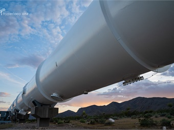 Virgin Hyperloop One has chosen Certifer to perform a third party evaluation of the company's engineering and safety process.VHO