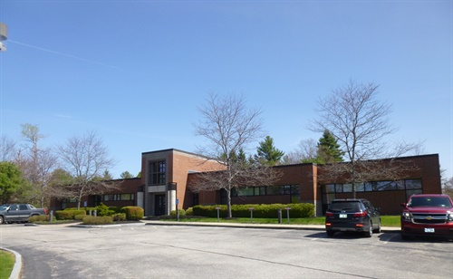 VIP Tires and Service's corporate headquarters will be relocated to this office building in Auburn, Maine, in the summer of 2017. Parent company VIP Inc. has purchased the building for $1.4 million.